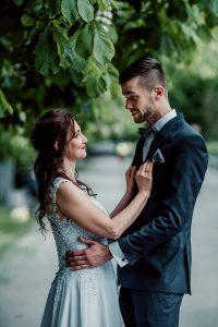 Zakochani Marta i Andrzej